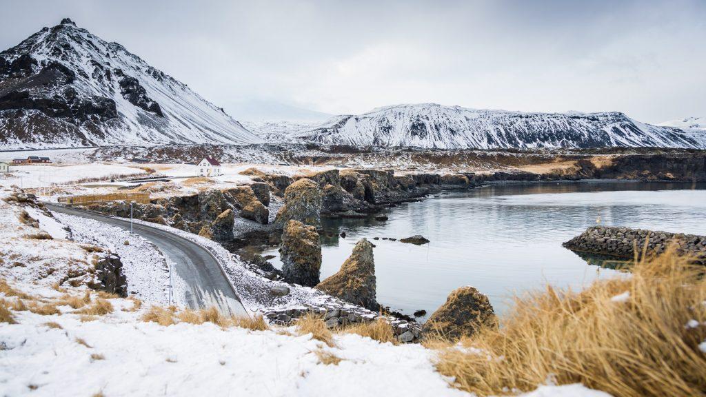 Island Roadtrip Winter