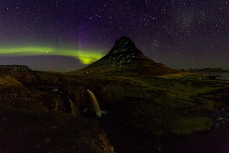 Island Nicht von dieser Welt