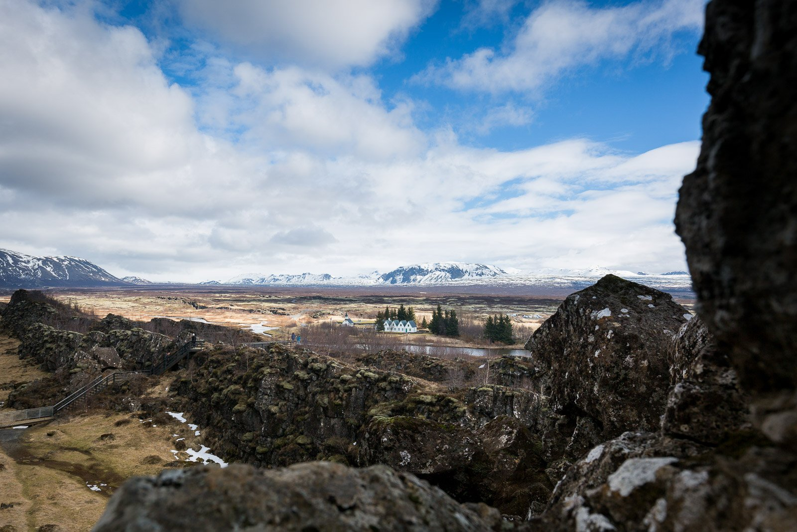 Reykjavik Thingvellir