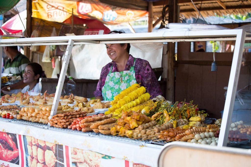 Thailand Reise Freundlichkeit