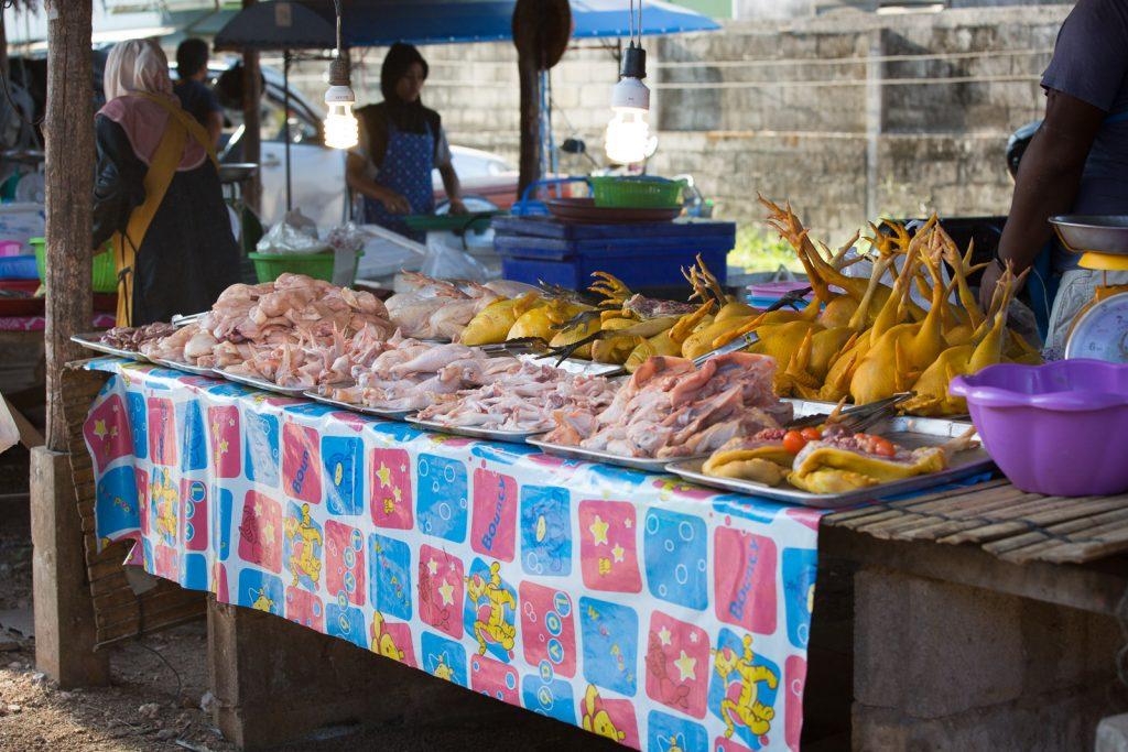 Thailand Reise Übelkeit