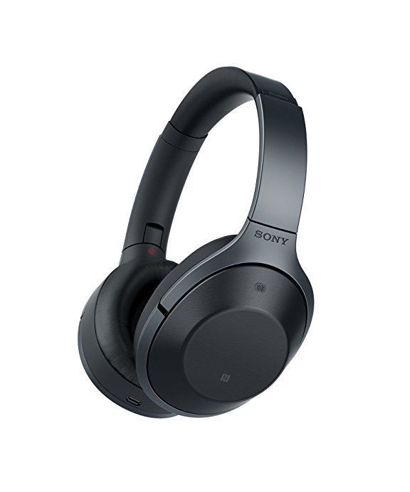 Sony MDR-1000X kabelloser High-Resolution Kopfhörer (Noise Cancelling)