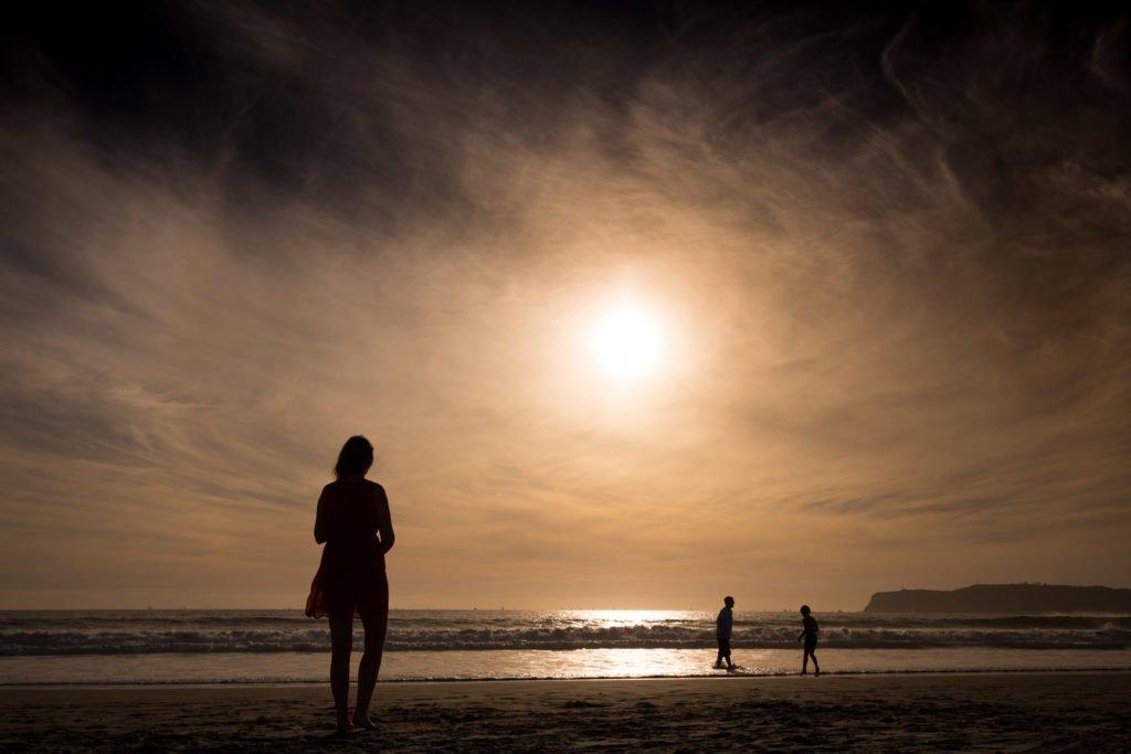 San Diego Strand