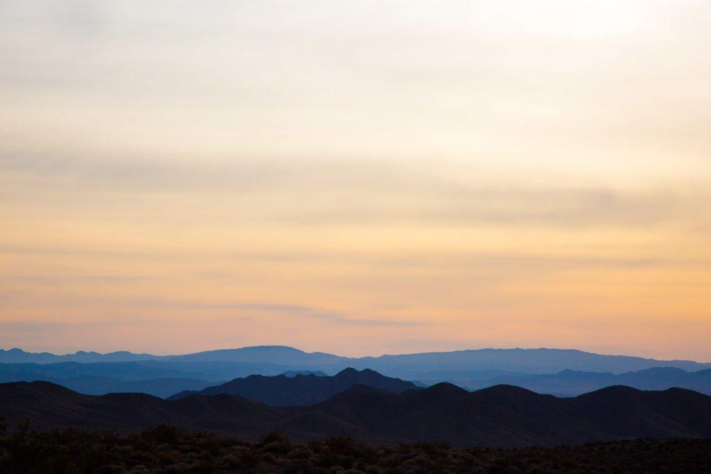 Fotografieren Wüste