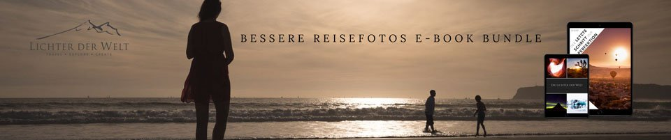 Bessere Reisefotos E-Book Bundle