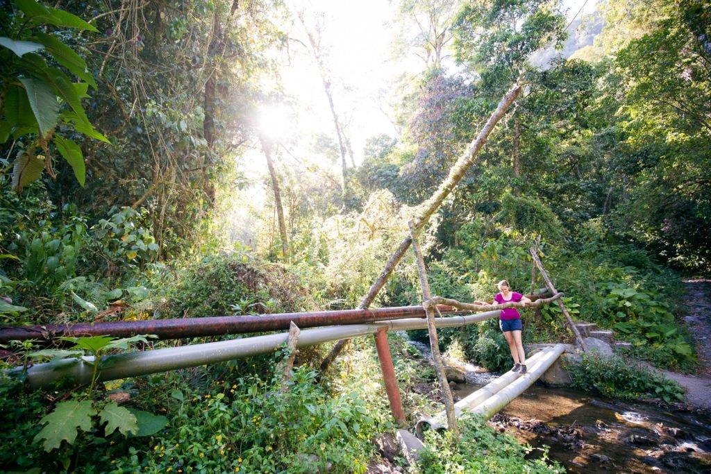 Panama Wandern