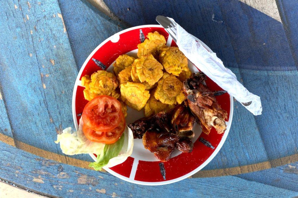Essen in Panama