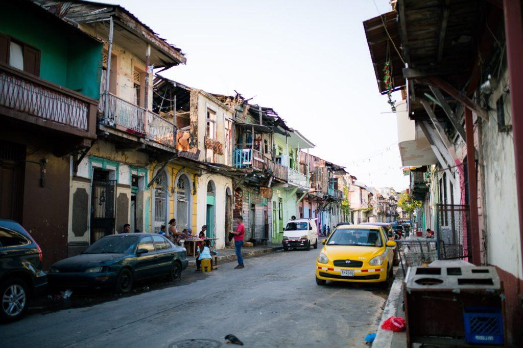 Kriminalität Stadtteil El Chorrillo