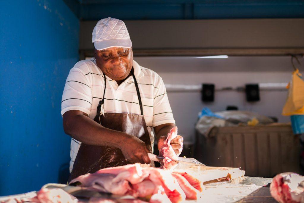 Fischmarkt in Panama City