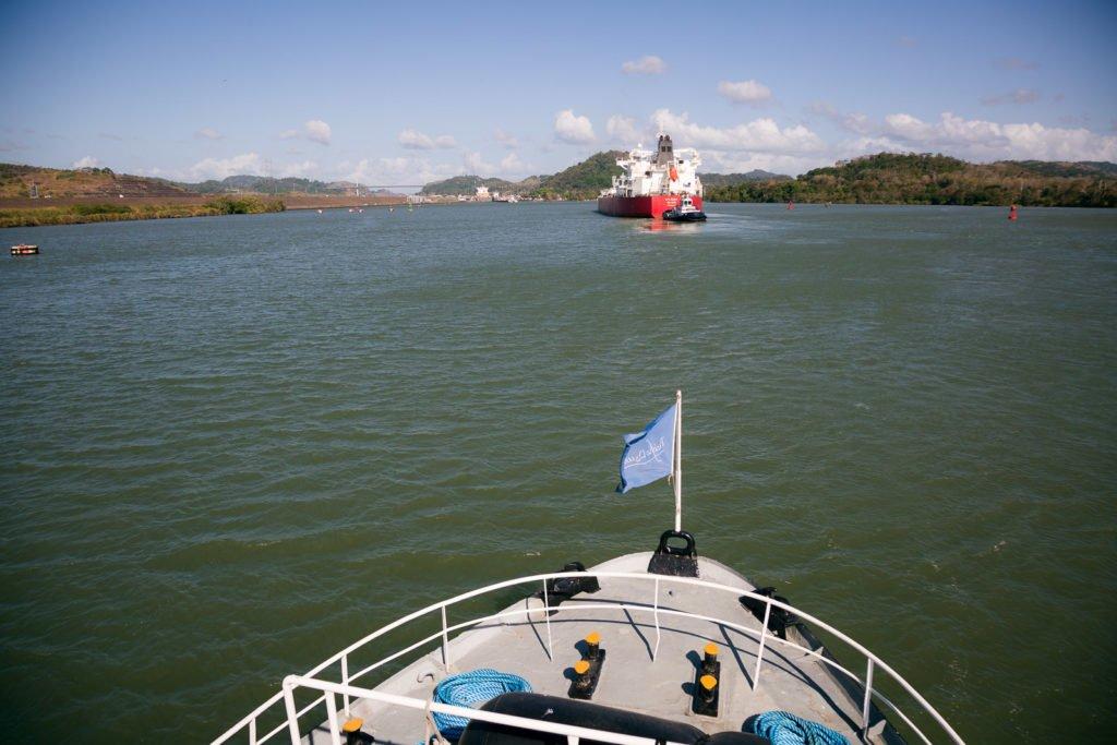 Kanaltour Panama