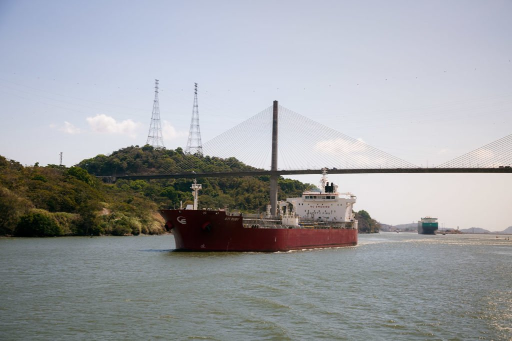 Panama-City Kanal